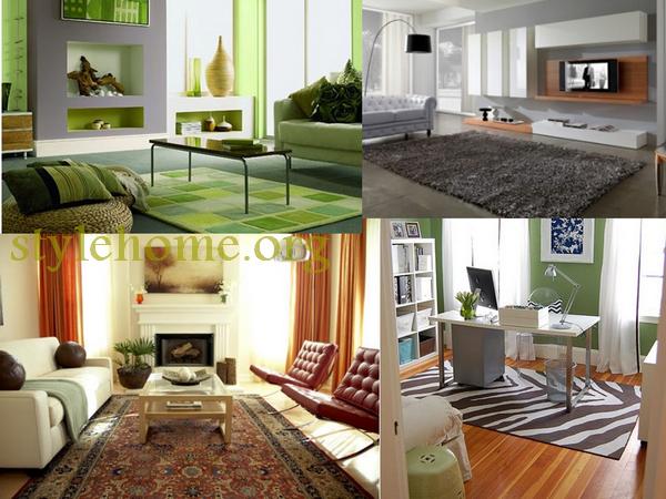 ковры в доме