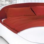 Кровать Zip Bed застилается молниеносно