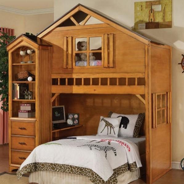 многофункциональная кровать для детской