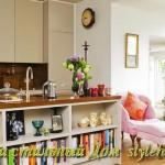 библиотека как обновить интерьер кухни