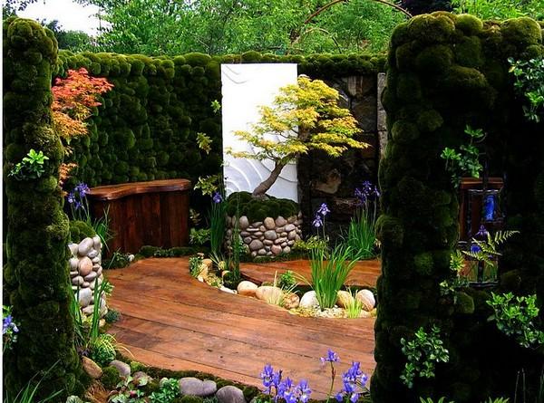 дача, ландшафтный дизайн