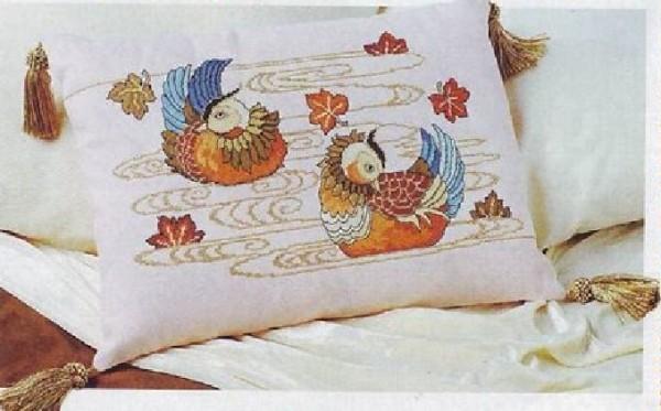 утки мандаринки - символ любви