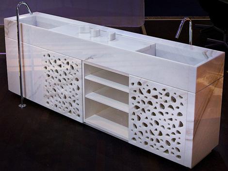 дизайн интерьера ванной Marsotto