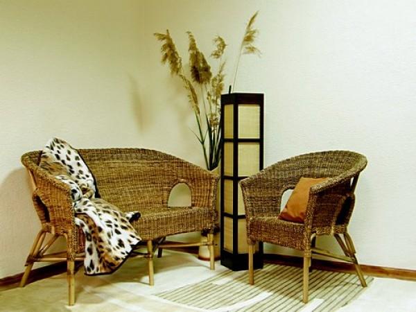 материал для плетеной мебели