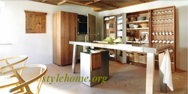 мебель из массива древесины
