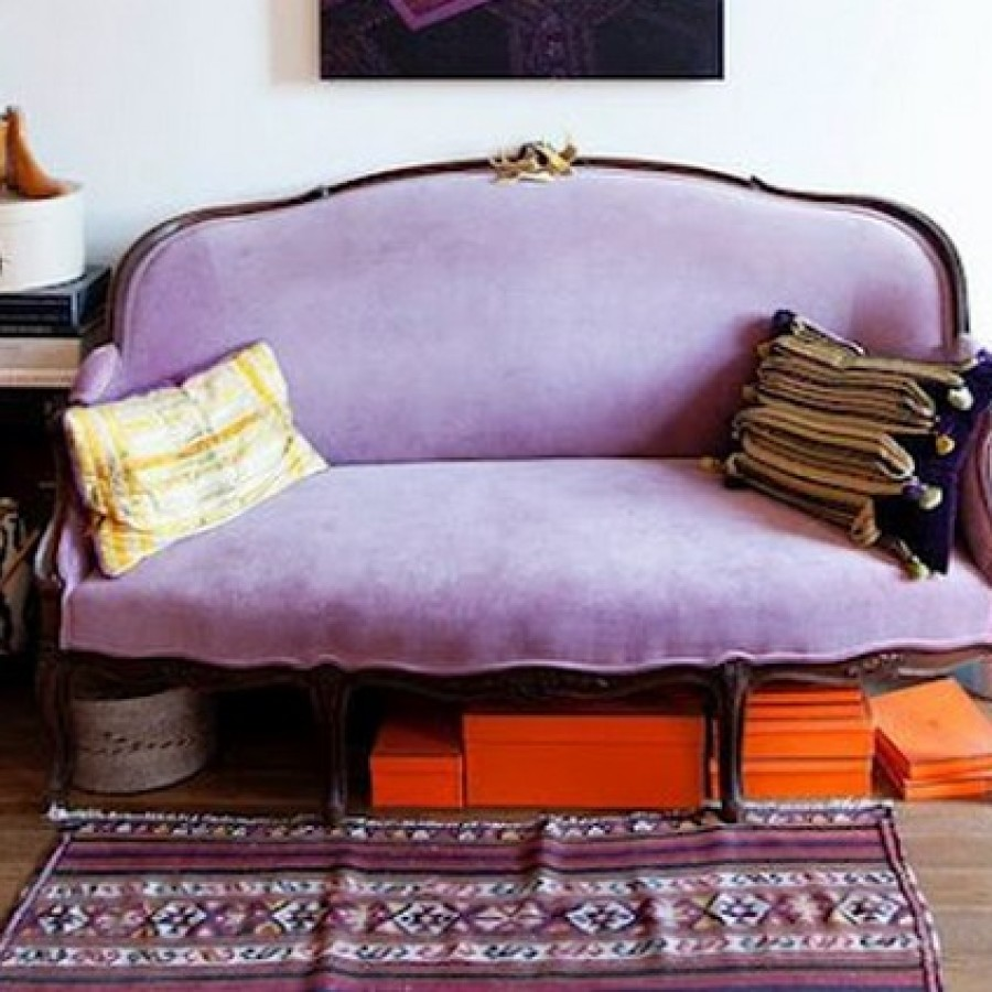 Как старый диван сделать уже