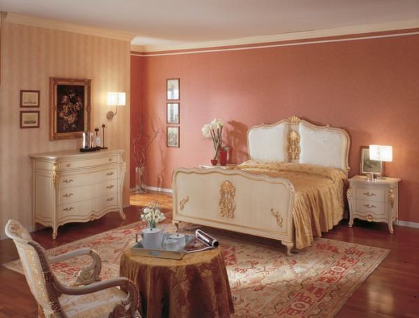 стили интерьера будуара рококо