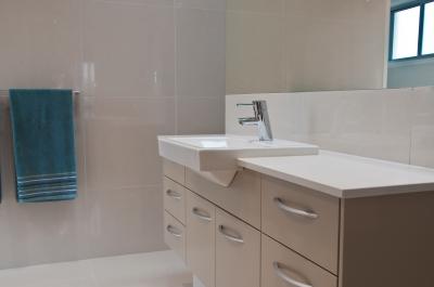 раковина и мебель для ванной