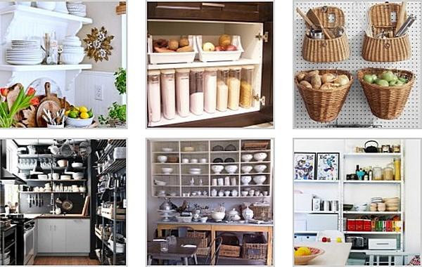 кухня, системы хранения