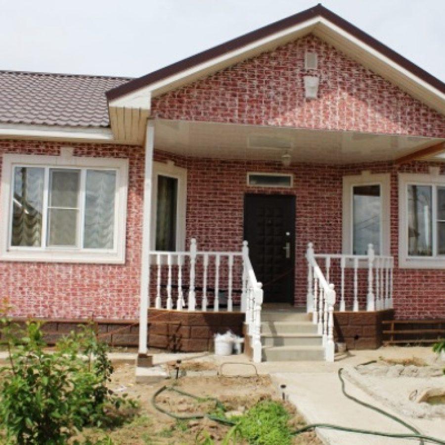 строительство домов из пеноблоков, проекты