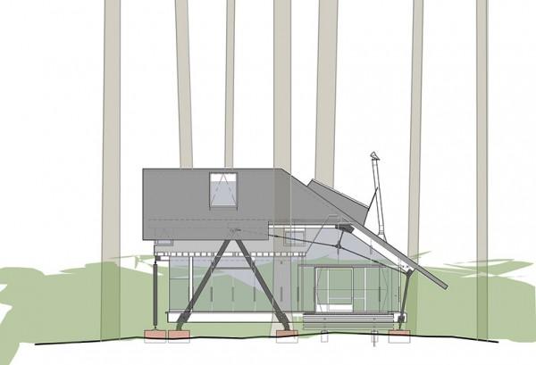 экологичный проект Sneeoosh