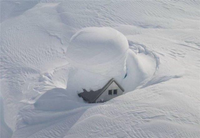 Инструкция по уборке крыш зданий от снега