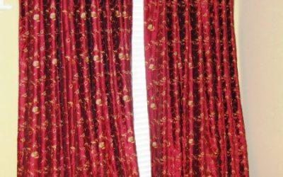 новые портьеры, занавеси и шторы