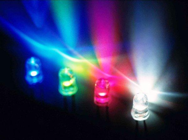 Праздничные светодиодные огни:  факты, о которых вы не знали