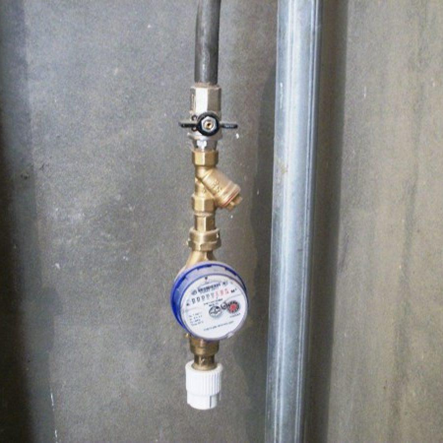 Процедура установки счётчиков на воду к квартире