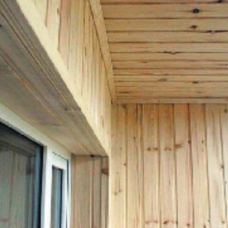 Рейки для балкона..