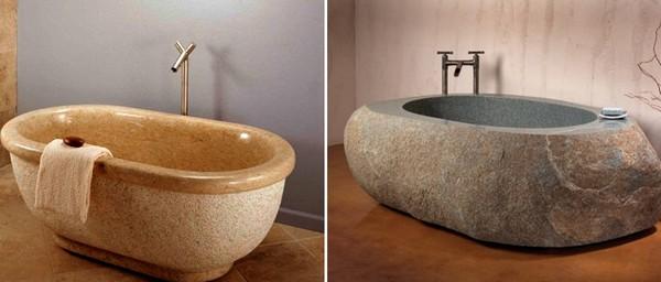Stone Fores гранитная ванна