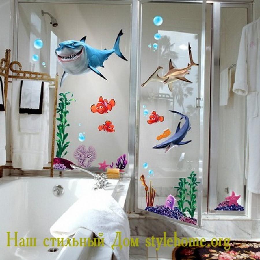 Дизайны ванной своими руками 68