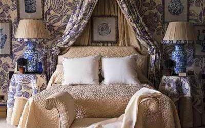 ампир в спальне