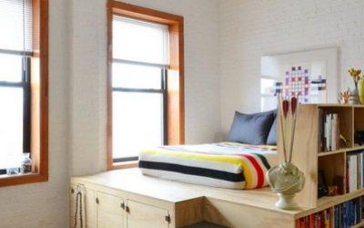 Дополнительные места хранения - функциональные кровати