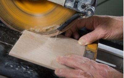 как резать облицовочную плитку