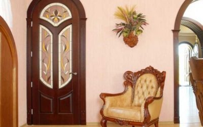 Приводим межкомнатную дверь в порядок