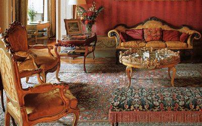 иранский стиль