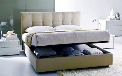 Преимущества кроватей с подъемным основанием