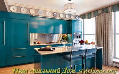 обновляем кухню, меняем столешницы