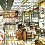 проект кафе ресторанов