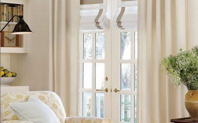 шьем римские шторы сами