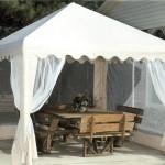 уличные шторы для беседок и веранд, тенты пляжные