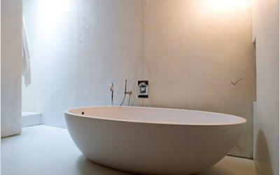 лофт-дизайн ванна
